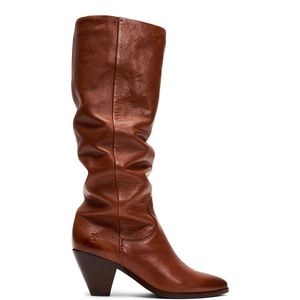 b25c5e758d8 Frye Leather Slouchy Boots